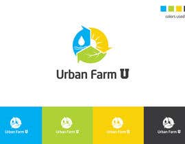 #122 untuk Develop a Corporate Identity for Urban Farm U oleh mariadesign78