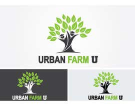 #96 for Develop a Corporate Identity for Urban Farm U af orangethief