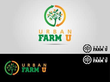 #78 for Develop a Corporate Identity for Urban Farm U af affineer
