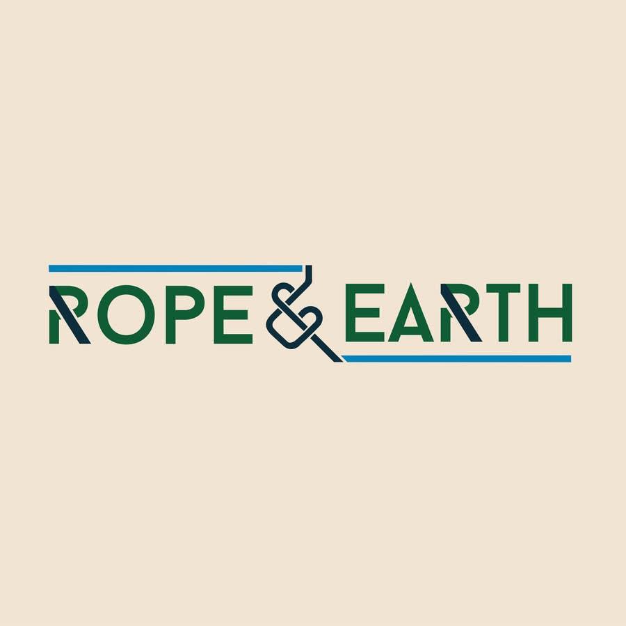 Kilpailutyö #43 kilpailussa Business Logo design for Rope & Earth