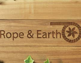 #8 untuk Business Logo design for Rope & Earth oleh Corynaungureanu