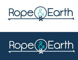 #45 para Business Logo design for Rope & Earth por Corynaungureanu