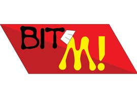 "#19 for Design a Logo for ""bite mi"" by AjinkyaGandhale"
