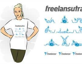 #124 pentru T-shirt Re-design for Freelancer.com de către EDCArtel