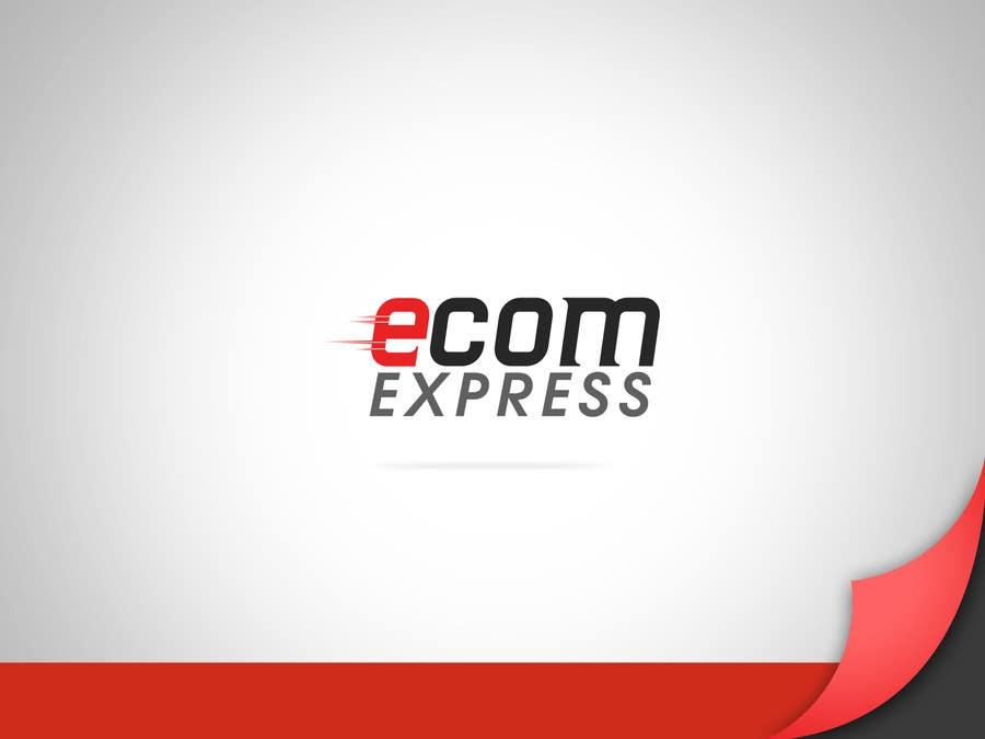 Bài tham dự cuộc thi #117 cho Design a Logo for eCOM Express