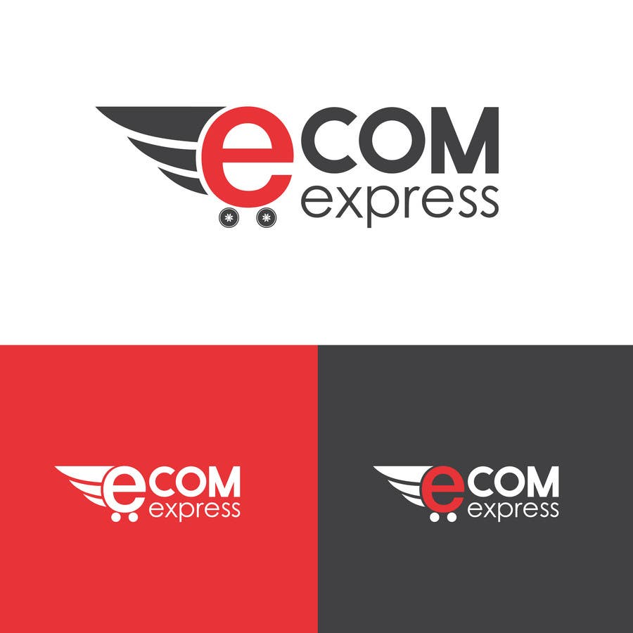Bài tham dự cuộc thi #103 cho Design a Logo for eCOM Express