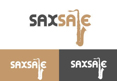 #2 cho Design a Logo for saxsale.com bởi farooqshahjee