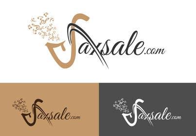 #27 cho Design a Logo for saxsale.com bởi farooqshahjee