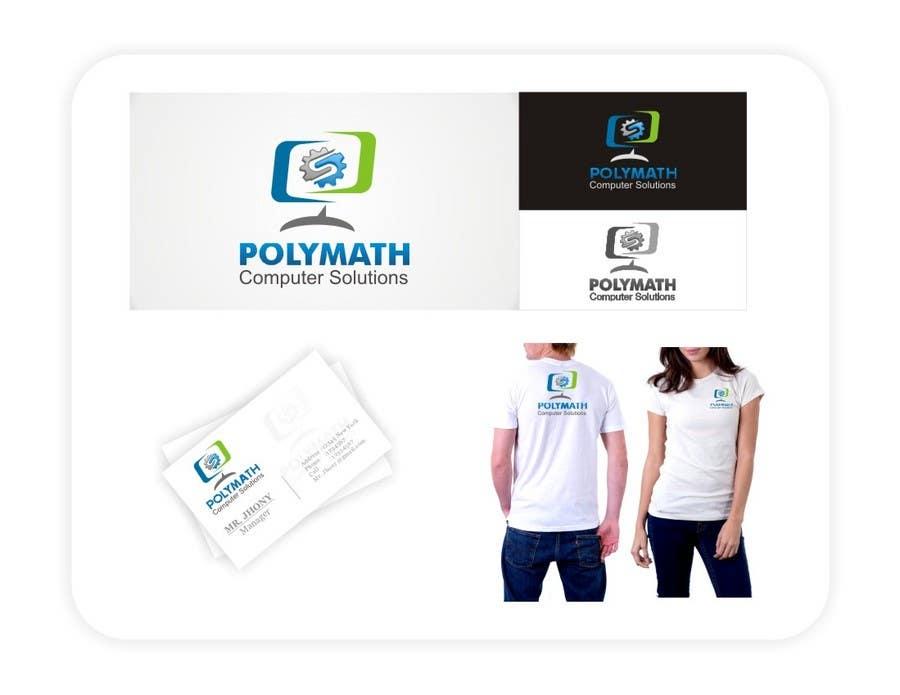 Конкурсная заявка №157 для Logo Design for Polymath Computer Solutions