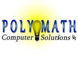 #69 para Logo Design for Polymath Computer Solutions de JohnnySMF