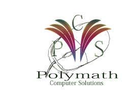 #108 สำหรับ Logo Design for Polymath Computer Solutions โดย JoaoPLSoares