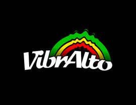"""Nro 29 kilpailuun Diseñar un logotipo para una banda musical de reggae """" VIBRALTO"""" käyttäjältä claudioosorio"""