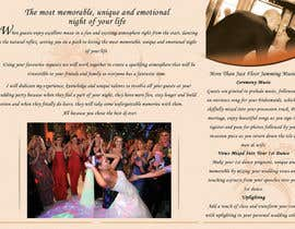 #28 for Brochure Design for DJ Terry J Lewis by photostyles