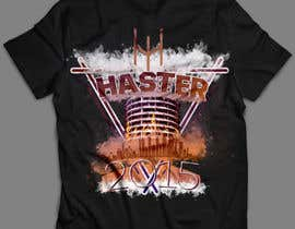MladjaCode tarafından Hollywood Landscape Burn Scene/Capital Records Building - Haster Tshirt için no 11