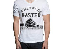 #6 para Hollywood Landscape Burn Scene/Capital Records Building - Haster Tshirt por miniikas
