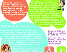 #14 cho Design a Flyer for School bởi sakinaazad