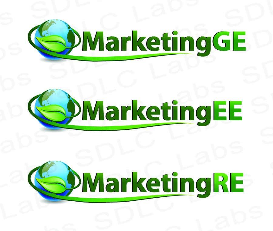 Inscrição nº 24 do Concurso para Design a Logo for MarketingGE
