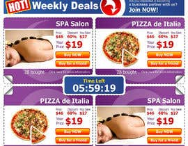 #25 for Website Design for weeklydeals by neXXes