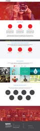 Imej kecil Penyertaan Peraduan #10 untuk Design a Homepage mockup for our existing website WITHOUT changing the layout [PSD ONLY]