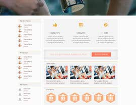 #18 cho Design a Website Mockup for Ratemypt.co bởi sriram143341