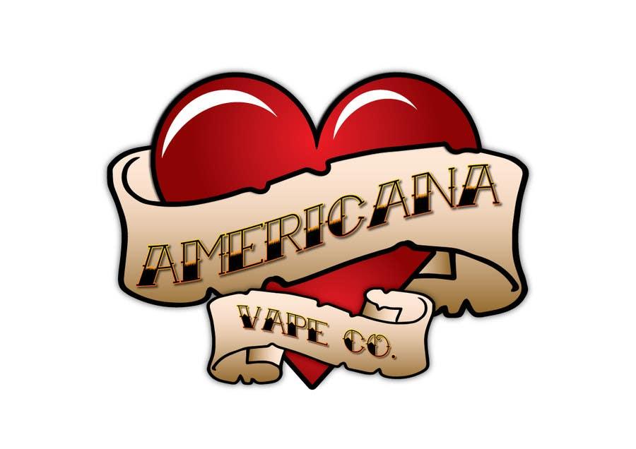 Kilpailutyö #21 kilpailussa Americana Vape Co.