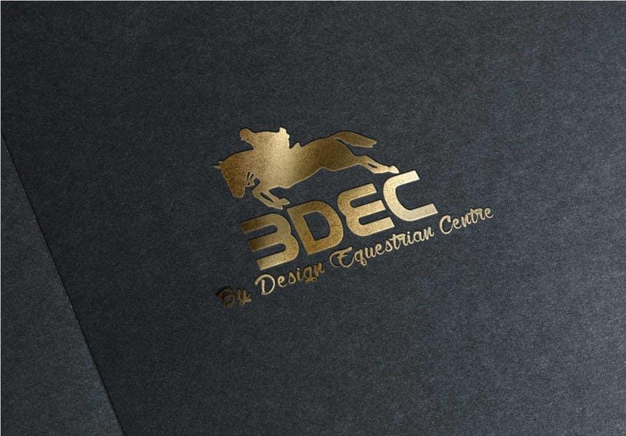 Kilpailutyö #73 kilpailussa Design a Logo for our Equestrian Centre