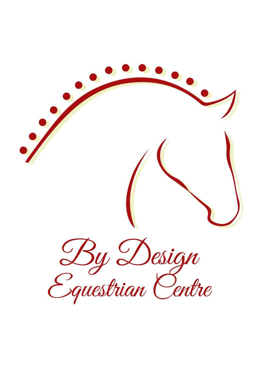 Kilpailutyö #13 kilpailussa Design a Logo for our Equestrian Centre