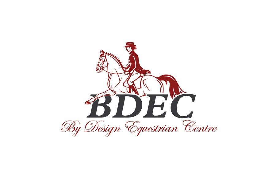 Kilpailutyö #51 kilpailussa Design a Logo for our Equestrian Centre