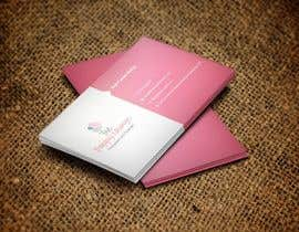 #4 untuk Design a letterhead and business cards for a nail salon oleh TanoJawed