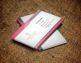 #11 untuk Design a letterhead and business cards for a nail salon oleh TanoJawed