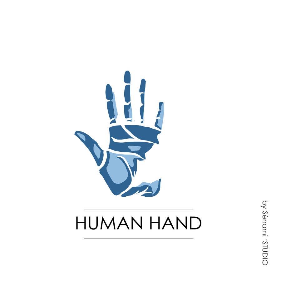 Kilpailutyö #10 kilpailussa Design a Logo for Human Hand