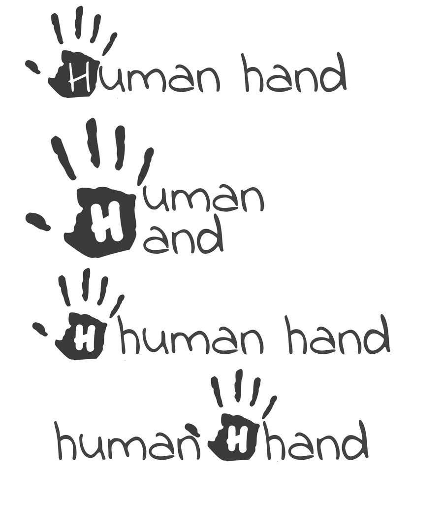 Kilpailutyö #38 kilpailussa Design a Logo for Human Hand