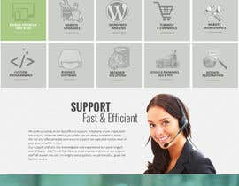 #7 untuk Design a Website Mockup for Responsive Wordpress oleh webmastersud
