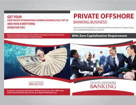 #17 untuk Design a Brochure for Private International Offshore Banking Business oleh kadero7