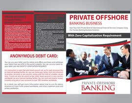 #23 untuk Design a Brochure for Private International Offshore Banking Business oleh kadero7