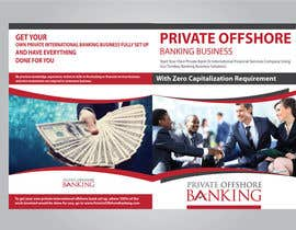 #24 untuk Design a Brochure for Private International Offshore Banking Business oleh kadero7