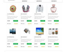 "#5 for Design a Website Mockup for  for an e-commerce Wordpress site ""MASHROO3K"" by mahiweb123"