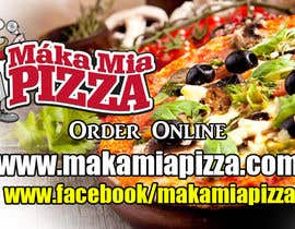 #12 untuk Design a Banner for Online Ordering - Pizza oleh shafique8573