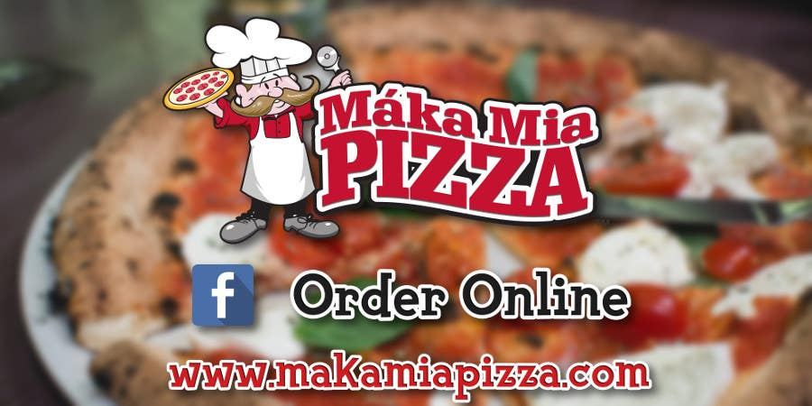 Bài tham dự cuộc thi #4 cho Design a Banner for Online Ordering - Pizza