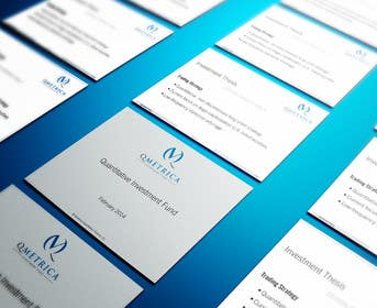 #141 untuk Develop a Corporate Identity for Quant Investment Fund. oleh thelionstuidos