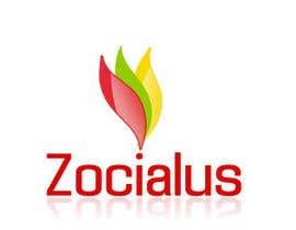 #15 for Design a Logo & Corporate Identity for Zocialus.com af kingzero07