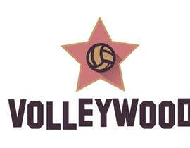 #5 para Design A Volleyball + Hollywood Logo! por Melody7177