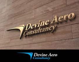 #142 for Devine Aero Consultancy Logo Design af marin7mardari