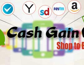 #13 for Cash Gain app banner by vinitsinha1240