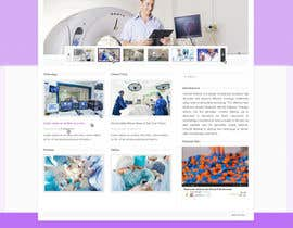 #2 para Design a Website Mockup for OncoSil Medical Ltd por rogeriolmarcos