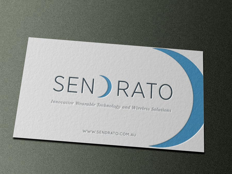 Konkurrenceindlæg #19 for Design some Business Cards for Sendrato Australia