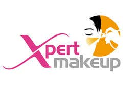 #111 for Logo Design for XpertMakeup by smarttaste