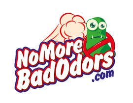 #14 for Design a Logo for NoMoreBadOdors.com af Zsuska