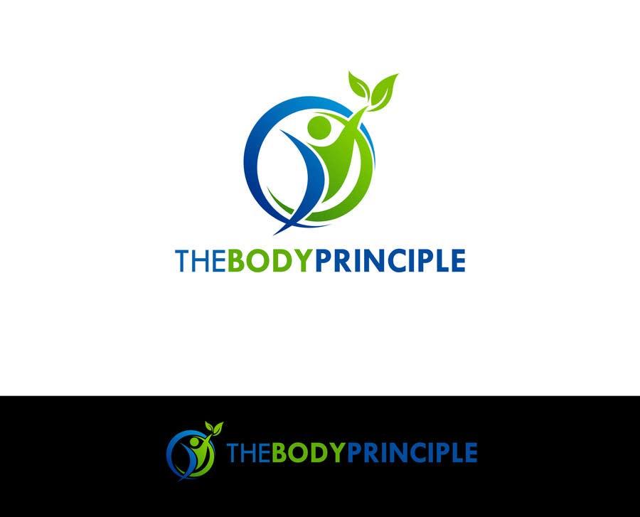 Penyertaan Peraduan #156 untuk Design a Logo for The Body Principle