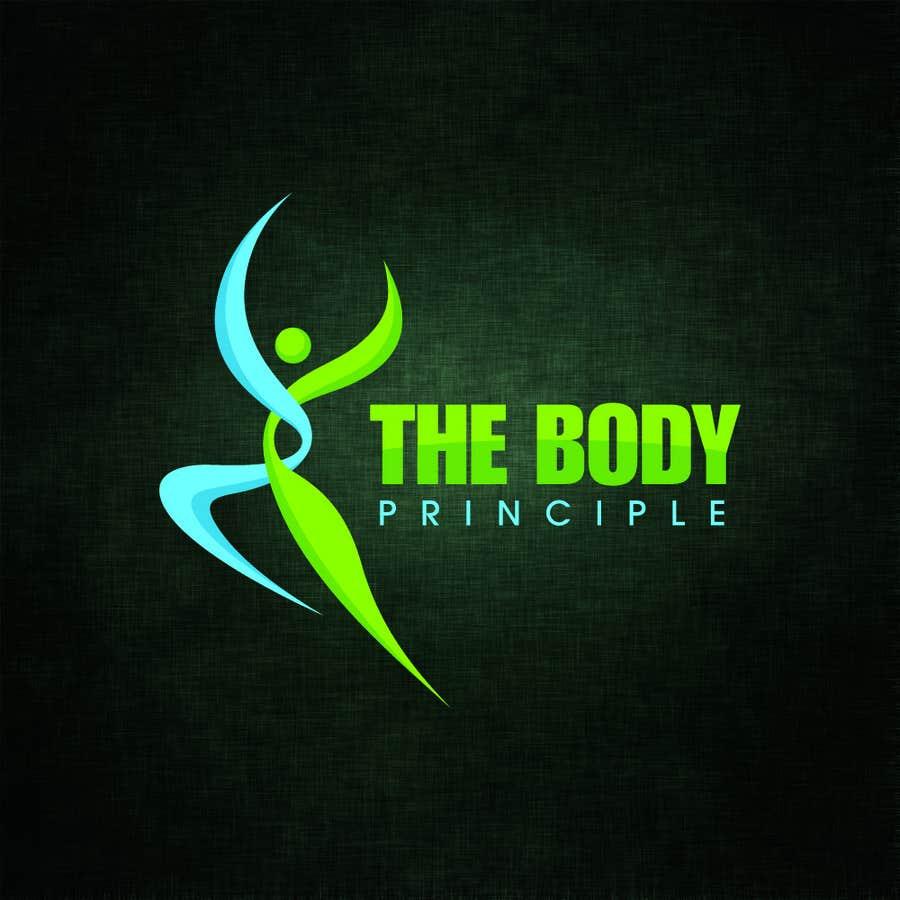 Penyertaan Peraduan #7 untuk Design a Logo for The Body Principle